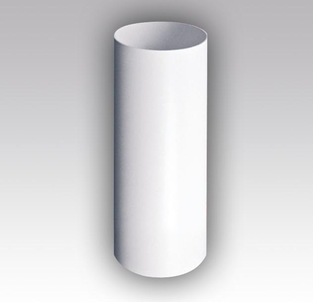 10ВП Эра. Воздуховод круглый ПВХ D100, L=0,5м