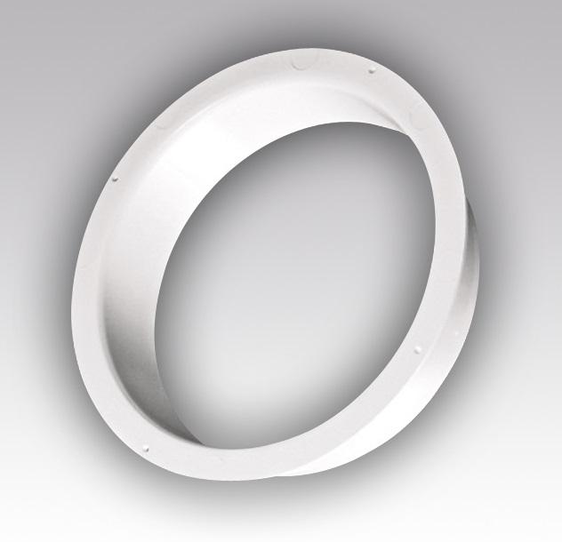 10Ф Эра. Фланец пластик D100