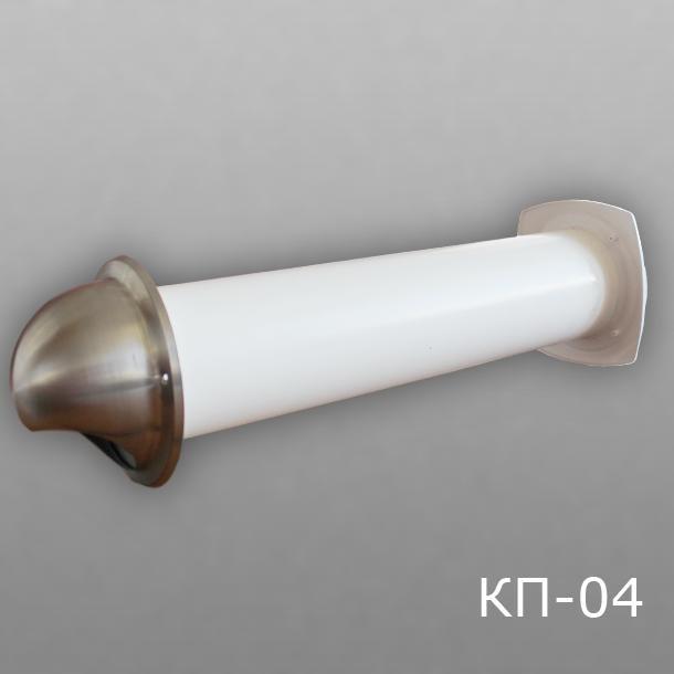 12,5КП-04 Эра Клапан приточный D125