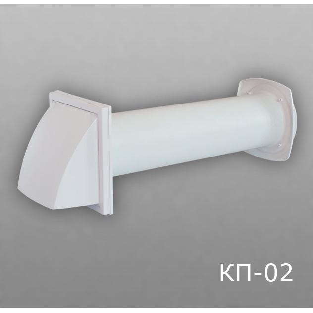12,5КП1-02 Эра Клапан приточный D125