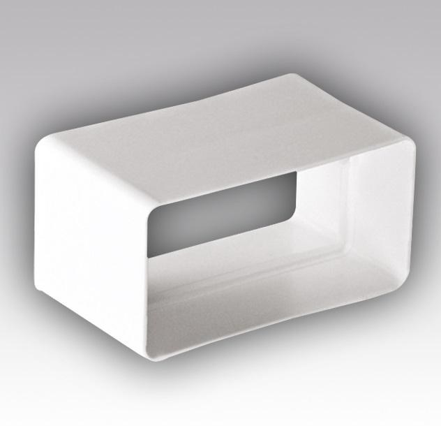 612СКП Эра, Соединитель пластик, 60х120