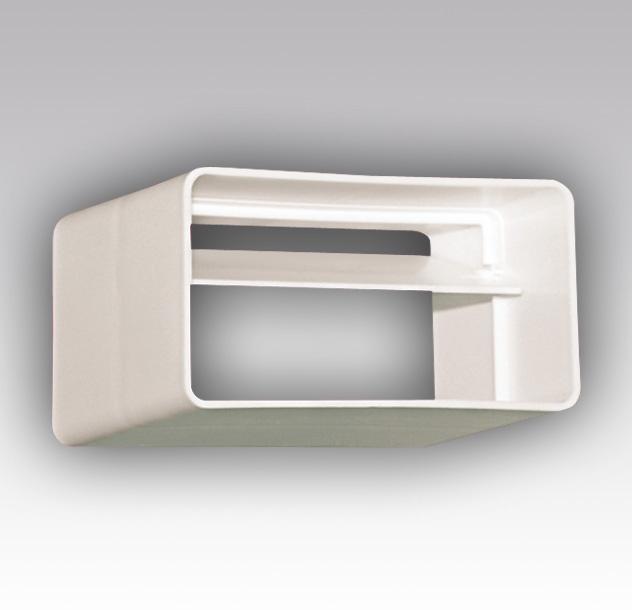 620СКПО Эра, Соединитель с обратным клапаном пластик, 60х204