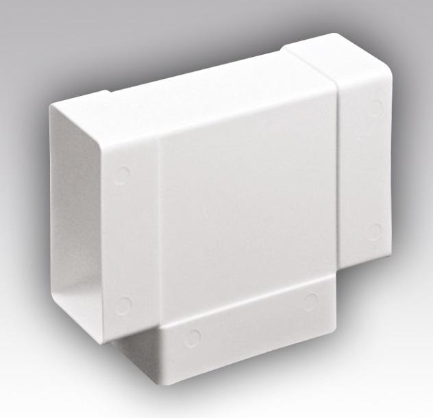 620ТПП Эра, Тройник Т-образный пластик 60х204