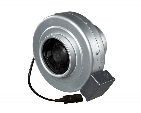 VENTS Вентилятор канальный 125 ВКМц (центробежный)