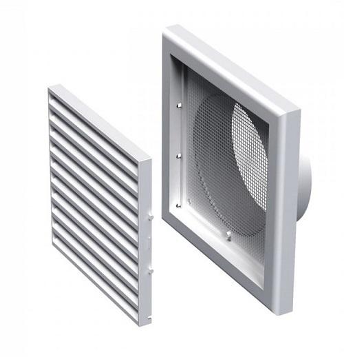 Вентс. Решетка вентиляционная МВ 100 Вс