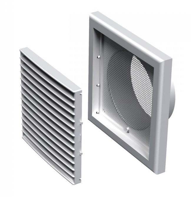 Вентс. Решетка вентиляционная МВ 101 Вс