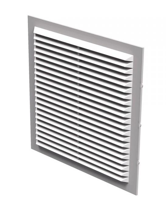 Вентс. Решетка вентиляционная МВ 150-1 с
