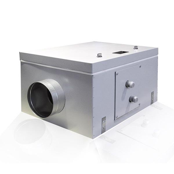 Приточная установка Благовест ВПУ-1000 W-GTC с автоматикой GTC и водяным нагревателем