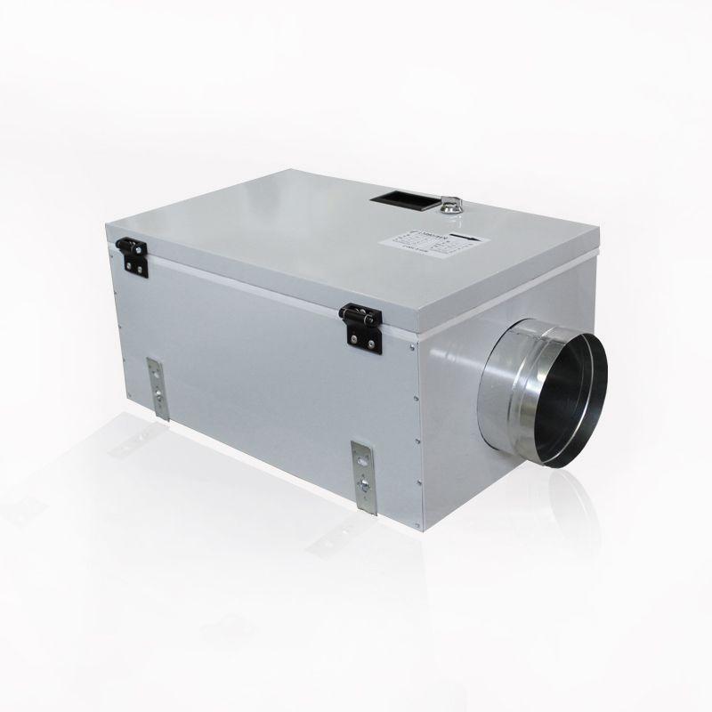 Приточная установка Благовест ВПУ-800/6 кВт/2 с автоматикой GTC, электрическим нагревателем (380В)