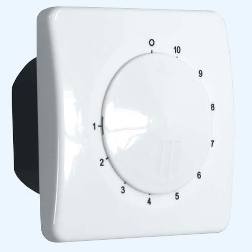 РС-В 2,5А Эра. Регулятор скорости внутренний монтаж, максимальный ток нагрузки 2,5 А