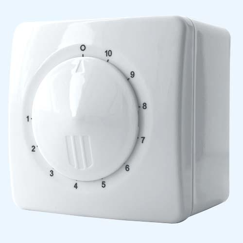 РС-Н 2,5А Эра. Регулятор скорости накладной монтаж, максимальный ток нагрузки 2,5 А
