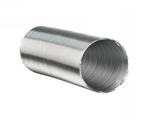 Труба гофрированная 130 мм / 1.5 м