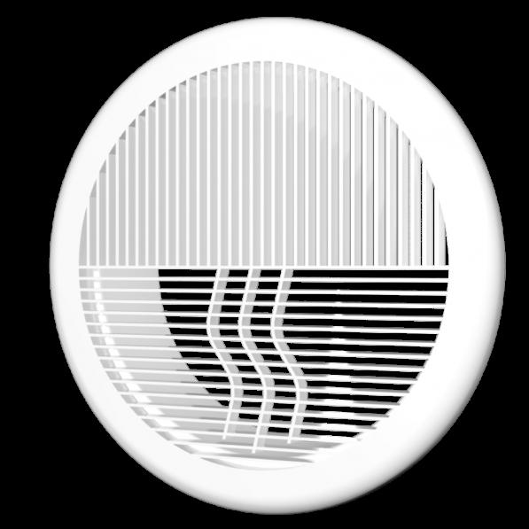 10РПКФ Эра. Решетка круглая