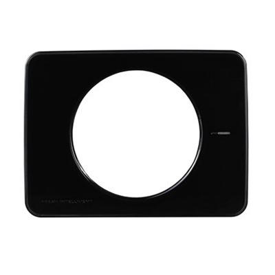 FRESH Лицевая цветная панель Intellivent цвет BLACK (черный)