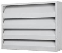 Решетка шумоглушащая ДВ-ШУМ2-600 1000x1000
