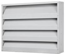 Решетка шумоглушащая ДВ-ШУМ1-150 1000x1000