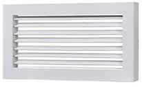 Решетка регулируемая накладная ДВ-Р1-Н30 150x300