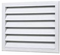 Решетка вентиляционная фасадная ДВ-Н 1000x1000