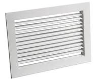Решетка вентиляционная регулируемая алюминиевая ДВ-Р1 100x100