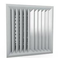 Решетка вентиляционная потолочная ДВ-2ПР 300x300