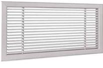 Решетка вентиляционная неподвижная ДВ-ЛР3 100x300
