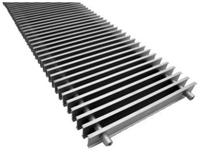 Решетка вентиляционная напольная  ДВ-НР1 200x800