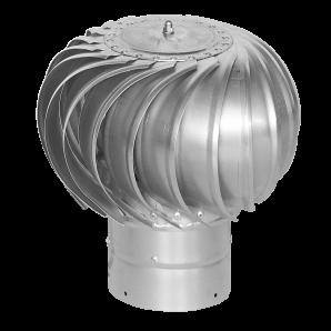 Турбодефлектор ТД-125 Оцинк. сталь