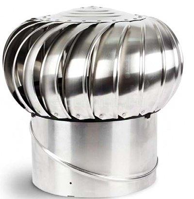 Турбодефлектор ТД-150 Нерж. сталь