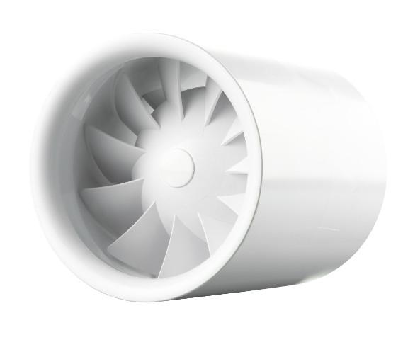VENTS Вентилятор бытовой 100 Quietline Duo