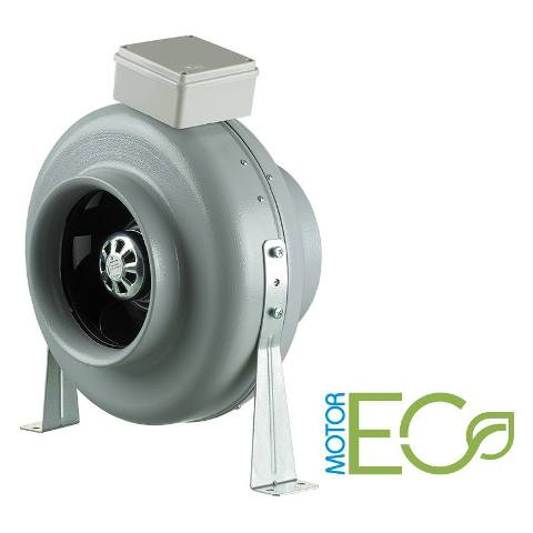 Blauberg канальный вентилятор Centro-M EC 100