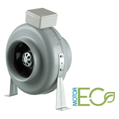 Blauberg канальный вентилятор Centro-M EC 200