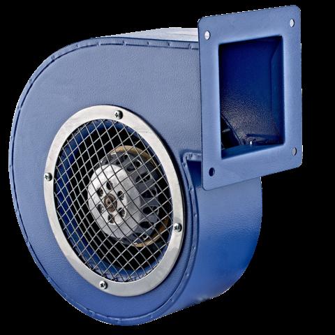 Вентилятор радиальный, ARGEST 160, двухполюсный двигатель, увеличенный статор