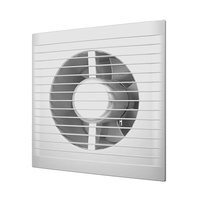 E 100 S С Эра. Вентилятор осевой с антимоскитной сеткой, обр.клап.  D100