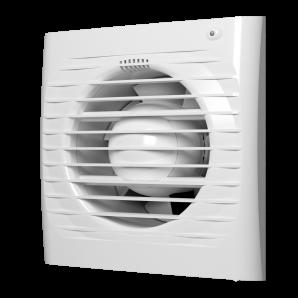 ERA 4C HT Эра. Вентилятор (обр.клапан, датч.влажности,таймер)