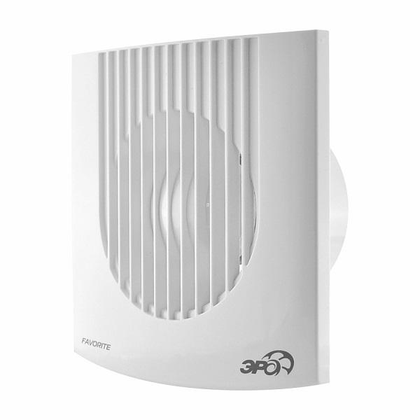 FAVORITE 5C Эра.  Вентилятор осевой с обратным клапаном SB D125