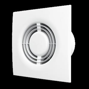 NEO 6 S C, Вентилятор осевой c антимоскитной сеткой, с обратным клапаном D 150