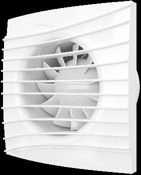SILENT 4C, Вентилятор осевой D100