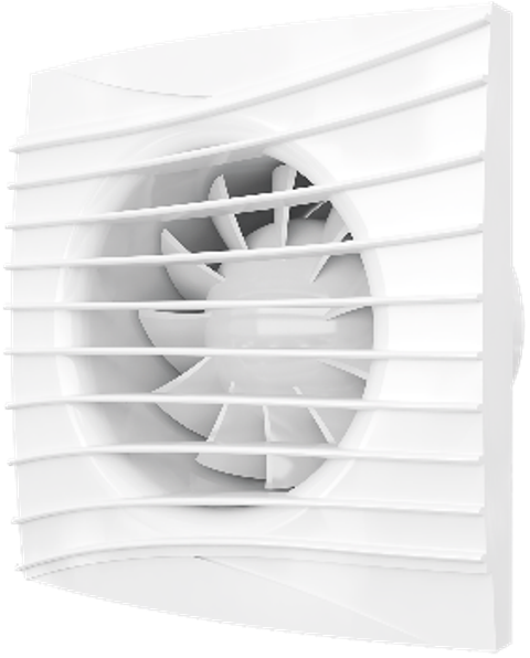 SILENT 5C MRH,Вентилятор осевой вытяж.мультиопцион. с контроллером Fusion Logic 1.1, обр.клапан D125