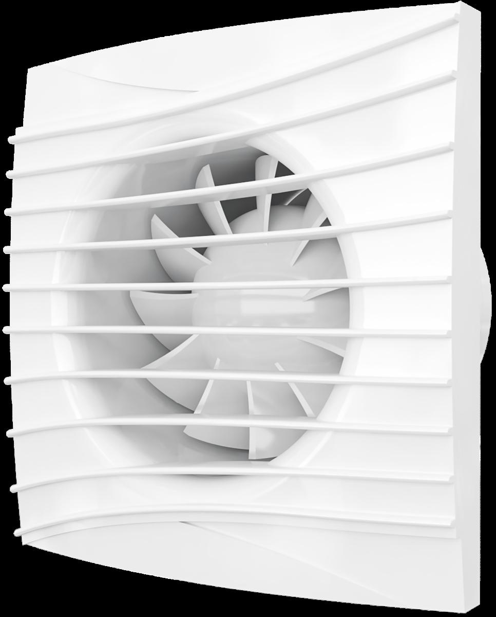 SILENT 5C TURBO, Вентилятор осевой D125