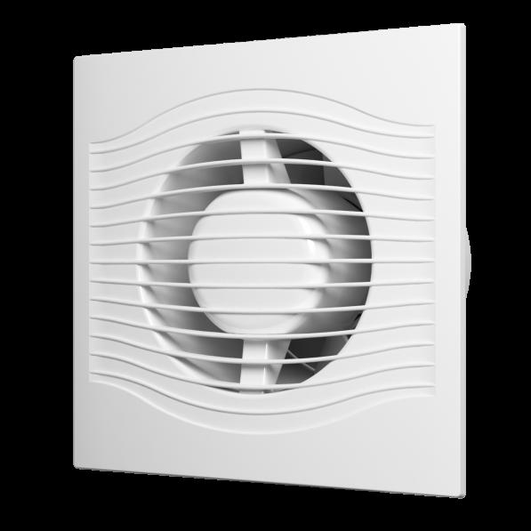 SLIM 5C MR Эра. Вентилятор осевой с контроллером Fusion Logic 1.0 и обратным клапаном BB D125