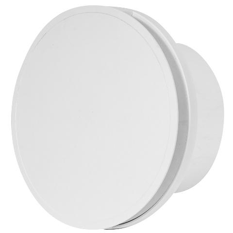 Вентилятор накладной Europlast EAT 125 HT (Таймер, Датчик влажности)