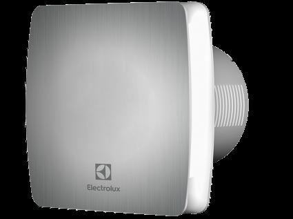 Вентилятор вытяжной серии Argentum EAFA-100TH с таймером и гигростатом