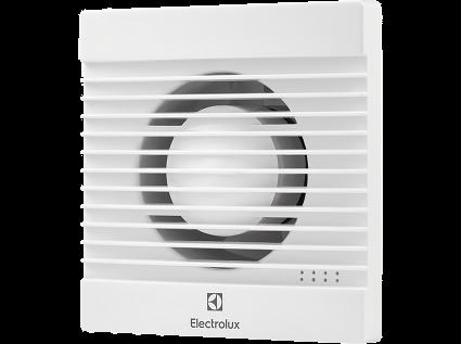 Вентилятор вытяжной серии Basic EAFB-100TH с таймером и гигростатом