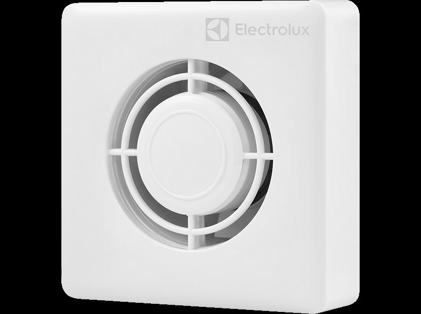 Вентилятор вытяжной серии Slim EAFS-120TH с таймером и гигростатом
