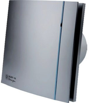 Soler & Palau Вентилятор бытовой Silent-100 CRZ Design Silver