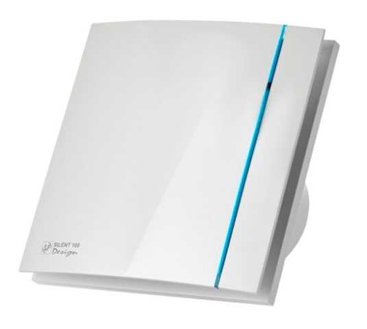 Soler & Palau Вентилятор бытовой Silent-100 CRZ Design-3С