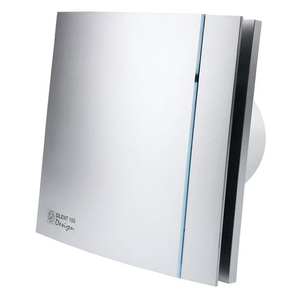 Soler & Palau Вентилятор бытовой Silent-100 CZ Design-3C