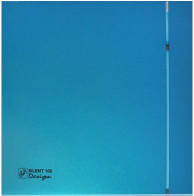 Soler & Palau Вентилятор бытовой Silent-100 CZ Design-4C Blue