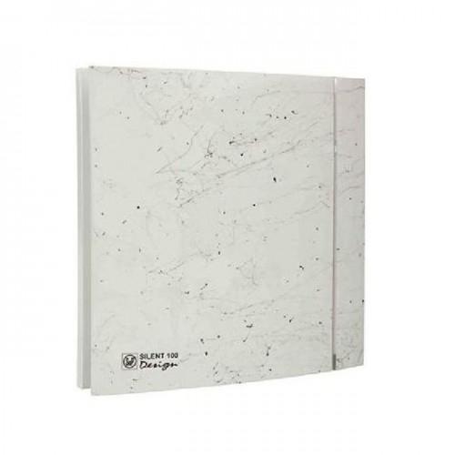 Soler & Palau Вентилятор бытовой Silent-100 CZ Design-4C Marble White