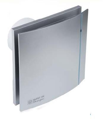 Soler & Palau Вентилятор бытовой Silent-200 CRZ Design-3C Silver